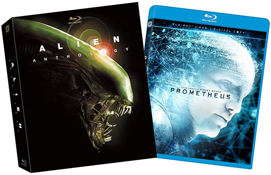 Alien Prometheus Blu-ray bundle