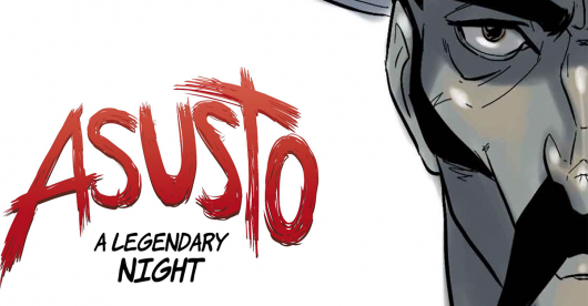 Asusto 01 Cover By Franco Cespedes Header