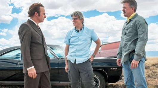 Better Call Saul production image
