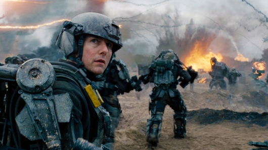 Edge of Tomorrow Movie Review by Adam Frazier