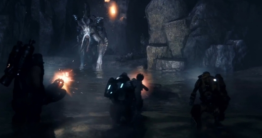 Turtle Rock Studios' Evolve