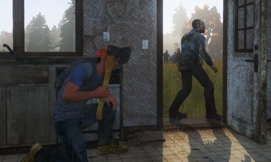 Sony Online Entertainment's H1Z1
