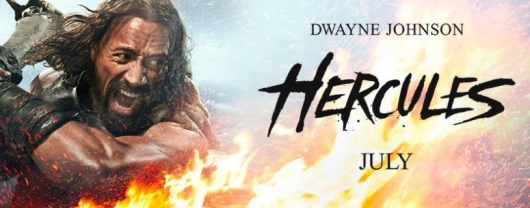 Hercules Starring Dwayne Johnson