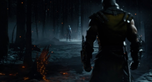 Mortal Kombat X Announcement Trailer