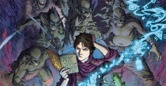 Rise of The Magi #1 review header