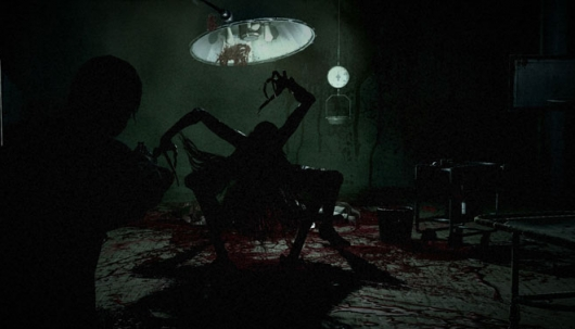 Tango Gameworks' The Evil Within