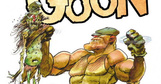 The Goon: One for the Road review header image
