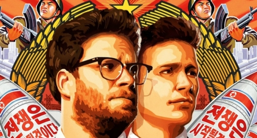 The Interview starring Seth Rogen and James Franco