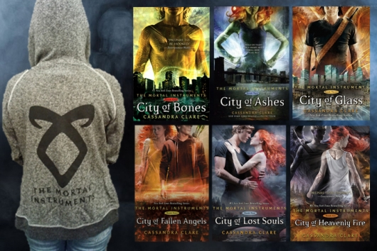 The Mortal Instruments prize pack