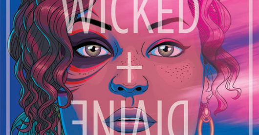 The Wicked + The Divine #1 header