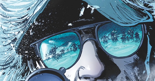 Winterworld #1 review header image