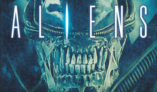Aliens: The Official Movie Novelization Cover