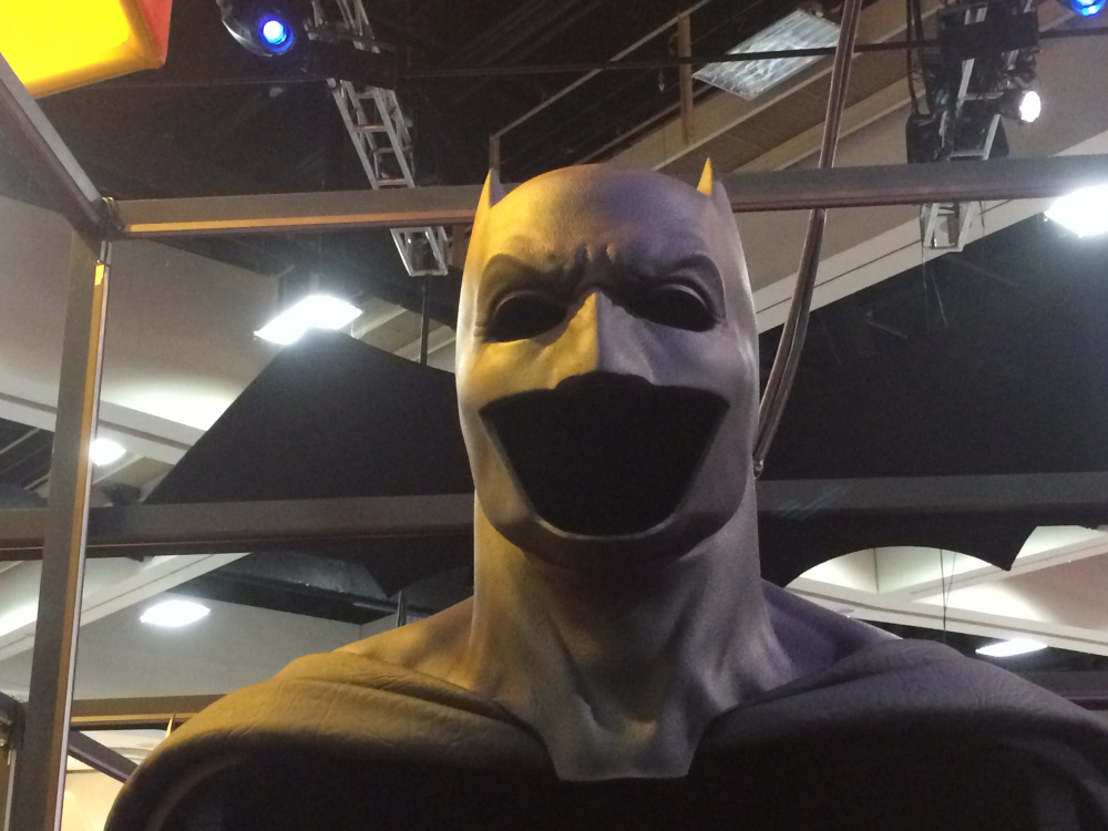Batman V. Superman: Dawn of Justice Batman Cowl Batman Cowl Ben Affleck
