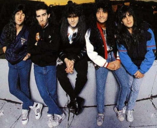 Anthrax Band Photo