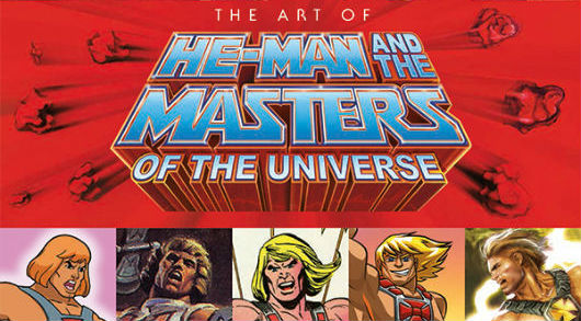 Art of He-Man and the Masters of the Universe banner