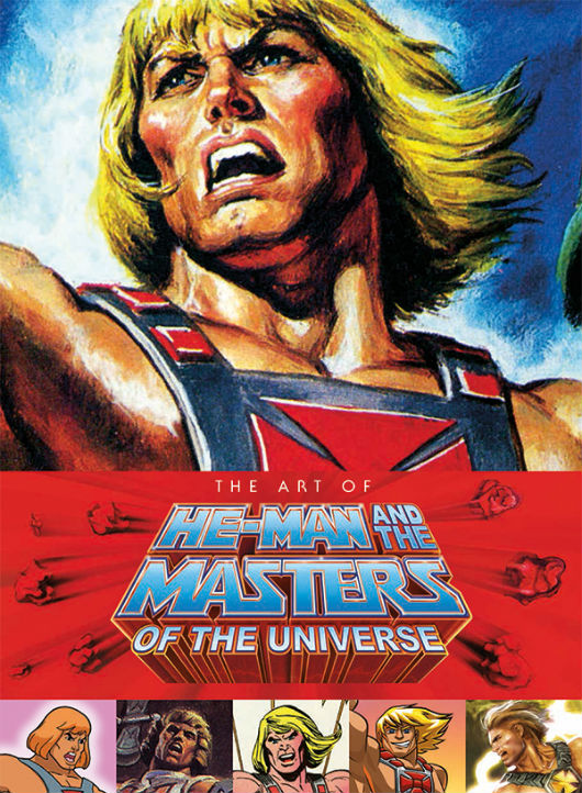 The Art of He-Man and the Masters of the Universe cover