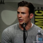 Avengers: Age of Ultron Panel - Chris Evans