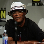 Avengers: Age Of Ultron SDCC 2014 Samuel L. Jackson Photo by Dave3 for Geeks Of Doom