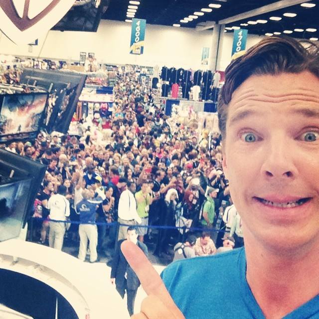 the hobbit the battle of the five armies star benedict