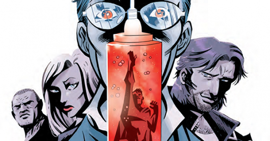 Black Market #1 Review Header