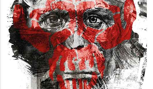 Dawn of the Planet of the Apes: Firestorm banner
