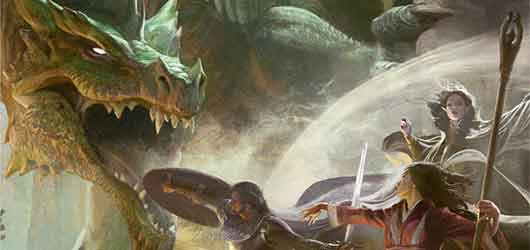 Dungeons & Dragons Starter Set banner