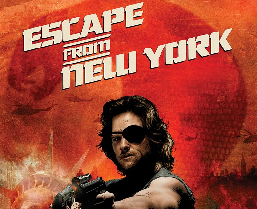 Escape from New York by Tim Bradstreet banner