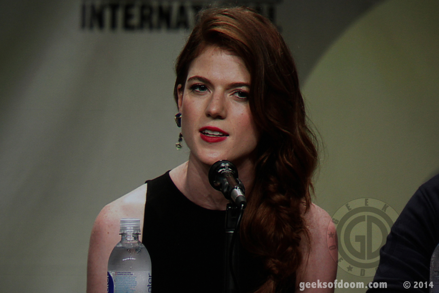 Game Of Thrones Panel Rose Leslie 09