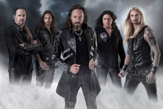 Hammerfall Band Photo 2014