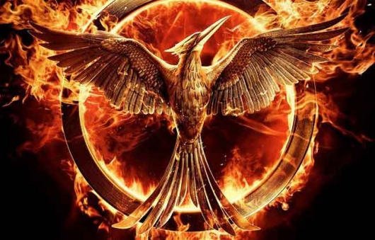 The Hunger Games: Mockingjay - Part 1 banner