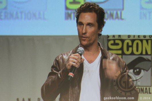 Interstellar Matthew McConaughey #4