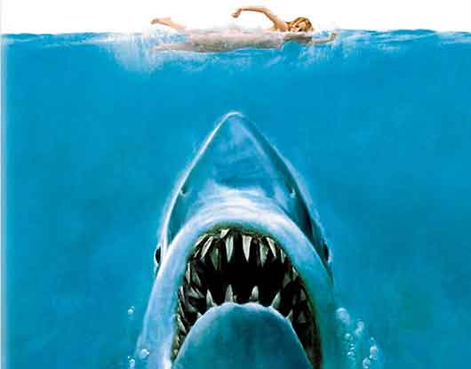 jaws poster Oscars loser