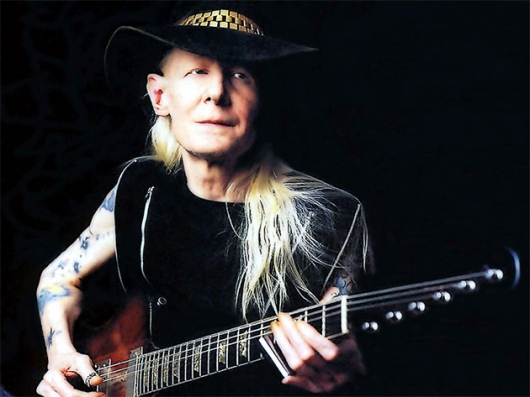 johnny winter firebird