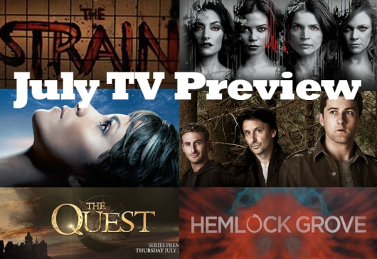 July TV Preview