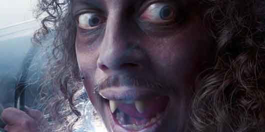 Kirk Hammett Kirk Von Hammett's Fear FestEvil photo