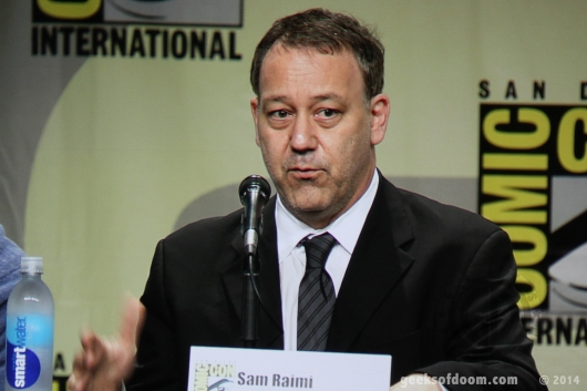 Sam Raimi Last of Us panel NYCC 2014
