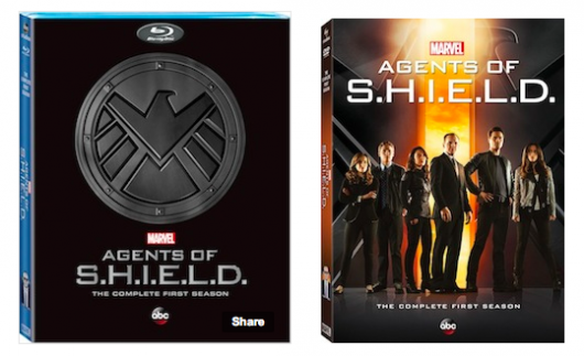 Marvel's Agents of S.H.I.E.L.D. Season 1 DVD and Blu-ray
