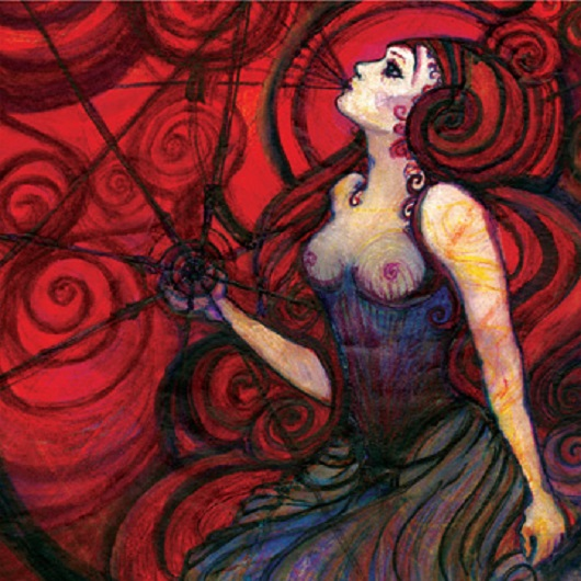 Nachtmystium The World We Left Behind Album Cover
