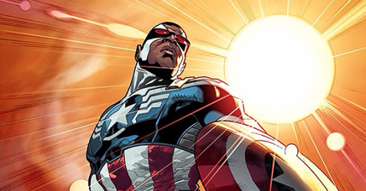 New Captain America by Stuart Immonen