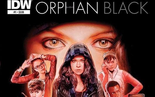 Orphan Black cover by Nick Runge banner