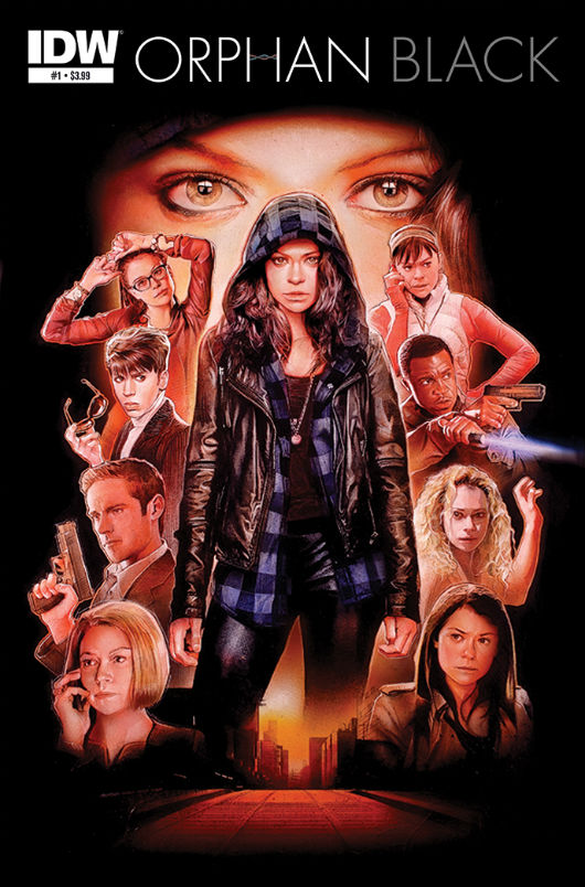 Orphan Black Cover by Nick Runge