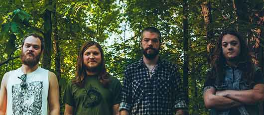 Pallbearer band photo 2014