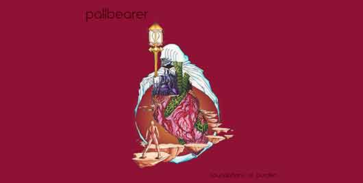 Pallbearer Foundations of Burden album