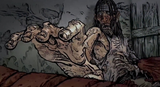 Rob Zombie's Assassin's Creed Unity Animated Short