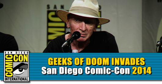 SDCC 2014: Sin City: A Dame To Kill For panel