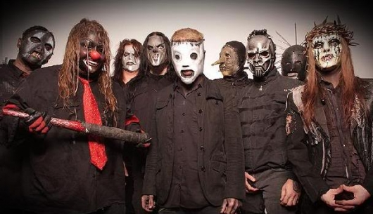 Slipknot Group Photo