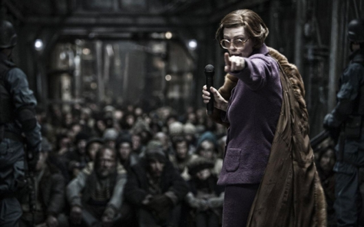 Tilda Snowpiercer Movie Tilda Swinton