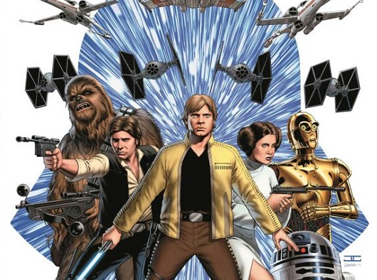 Star Wars by John Cassaday banner