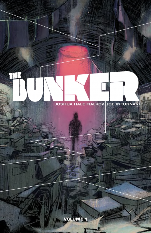 The Bunker, Vol. 1 cover