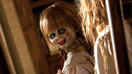 Annabelle In The Conjuring